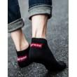Носки Supreme короткие черные