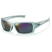Мужские поляризационные спортивные очки с зеркальным напылением POLAROID
