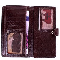 Мужской кожаный кошелек DESISAN - Фото 2
