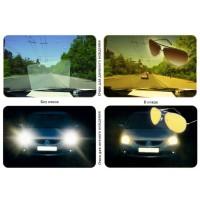 Очки для водителей мужские с поляризационными линзами и диоптрийной рамкой AUTOENJOY - Фото 1