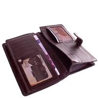 Мужской кожаный кошелек DESISAN - Фото 1