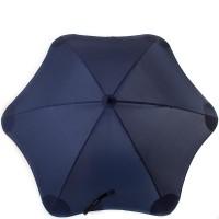Противоштормовой зонт-трость мужской с большим куполом BLUNT - Фото 3