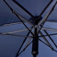 Противоштормовой зонт-трость мужской с большим куполом BLUNT - Фото 1