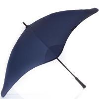 Противоштормовой зонт-трость мужской с большим куполом BLUNT - Фото 10