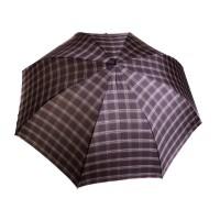 Зонт-трость мужской с большим куполом ТРИ СЛОНА