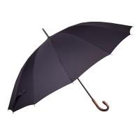 Зонт-трость мужской механический с большим куполом DOPPLER, коллекция BUGATTI