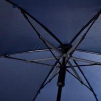Противоштормовой зонт-трость мужской с большим куполом BLUNT - Фото 2