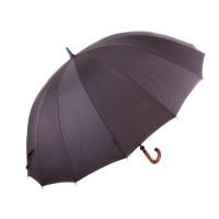 Зонт-трость мужской механический с большим куполом ZEST