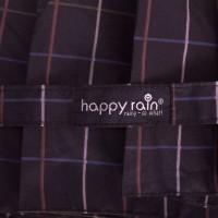 Зонт мужской в клетку  HAPPY RAIN - Фото 3