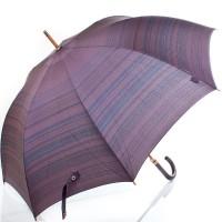 Зонт-трость мужской полуавтомат с большим куполом ZEST - Фото 1