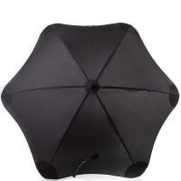 Черный зонт-трость механический BLUNT - Фото 6