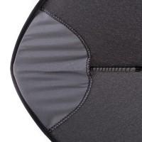 Черный зонт-трость механический BLUNT - Фото 4