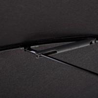 Черный зонт-трость механический BLUNT - Фото 8