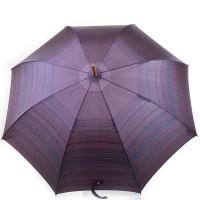 Зонт-трость мужской полуавтомат с большим куполом ZEST - Фото 4
