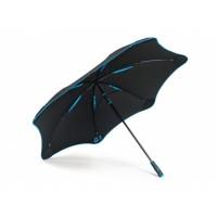 Оригинальный зонт-трость мужской механический с большим куполом BLUNT - Фото 3