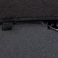 Черный зонт-трость механический BLUNT - Фото 7