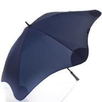 Противоштормовой зонт-трость мужской с большим куполом BLUNT