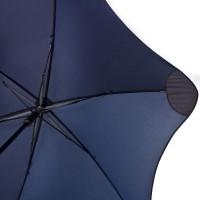 Противоштормовой зонт-трость мужской с большим куполом BLUNT - Фото 6