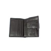 Кожаный мужской кошелек WANLIMA - Фото 4