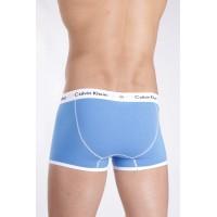 Calvin Klein boxer 365 blue/white - Фото 1