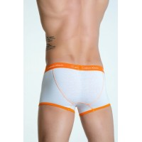 Calvin Klein boxer 365 white/orange - Фото 2