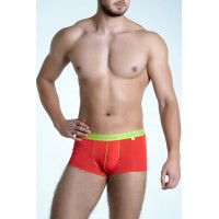 Calvin Klein boxer one red/green