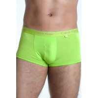 Calvin Klein boxer one green - Фото 1