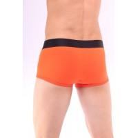 Calvin Klein boxer steel/black orange - Фото 2