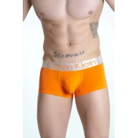 Calvin Klein boxer steel orange