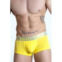 Calvin Klein boxer steel yellow