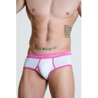 Calvin Klein slip 365 white/pink