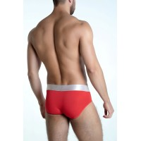 Calvin Klein slip steel red - Фото 2