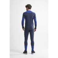 Синий мужской термокомплект Craft Baselayer Set - Фото 3