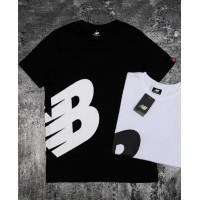Мужская футболка New Balance черная