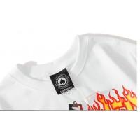Thrasher футболка белая - Фото 1