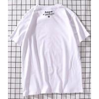 AAPE- Бейп  футболка мужская белая - Фото 1