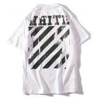 Off White футболки белые - Фото 1