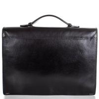 Кожаный мужской портфель MYKHAIL IKHTYAR - Фото 5