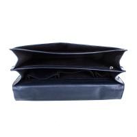 Кожаный мужской портфель KARLET - Фото 5