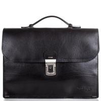 Кожаный мужской портфель MYKHAIL IKHTYAR - Фото 6