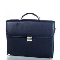 Кожаный мужской портфель KARLET