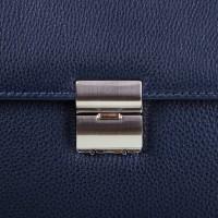 Кожаный мужской портфель KARLET - Фото 6