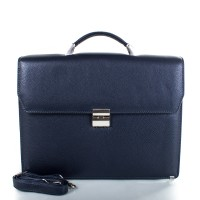 Кожаный мужской портфель KARLET - Фото 1
