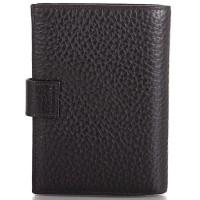 Мужской кожаный кошелек с органайзером для документов DESISAN - Фото 3