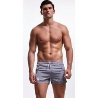 Плавательные короткие шорты Aqux gray