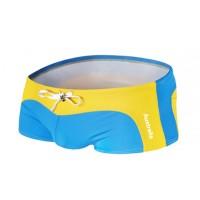 Плавки Aussiebum blue/yellow - Фото 1