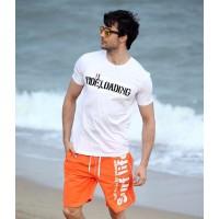 Шорты GAILANG surf orange