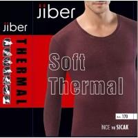 Термокомплект Jiber bordo О-вырез - Фото 2