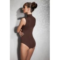 Боди женский Doreanse 12107 коричневый - Фото 1