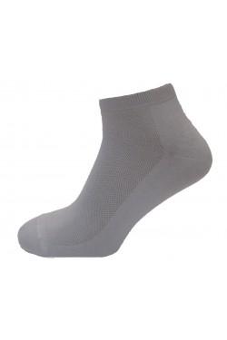 Белые короткие носки